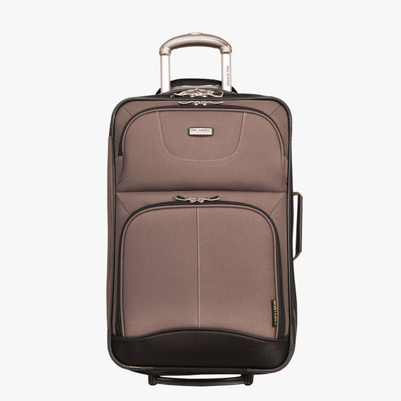 2-Wheel Carry-On Ricardo Beverly Hills 21-inch 2-Wheel Carry-On Upright in Chanterelle in  in Color:Chanterelle in  in Description:Front