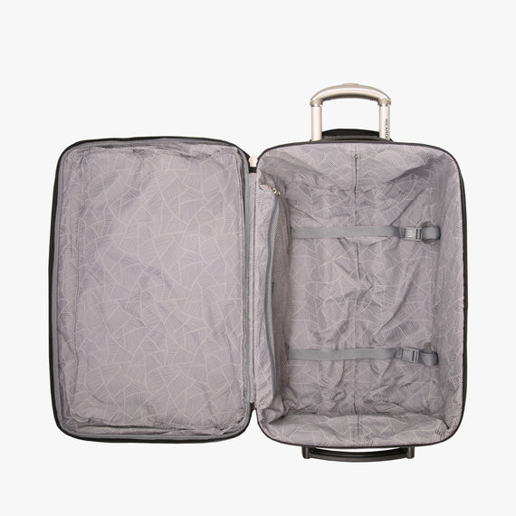 2-Wheel Carry-On Ricardo Beverly Hills 21-inch 2-Wheel Carry-On Upright in Chanterelle in  in Color:Chanterelle in  in Description:Opened