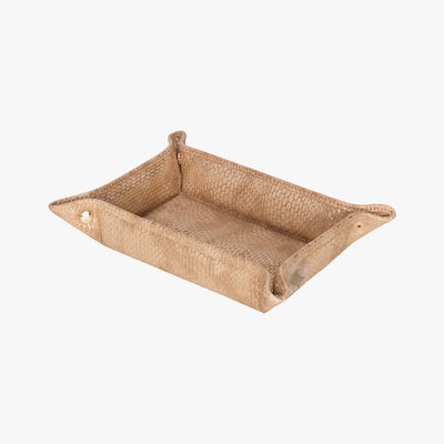 Havana Snap Tray in Sand main view~~Color:Sand~~Description:Front