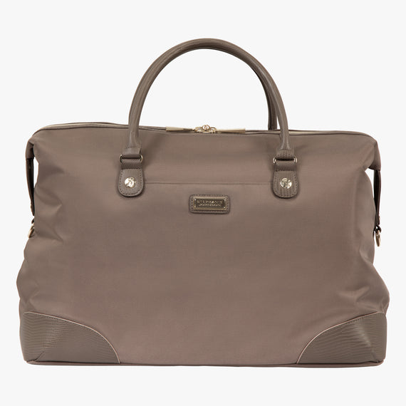 Weekender Duffel Stephanie Johnson Weekender Duffel in Mocha in  in Color:Mocha in  in Description:Front