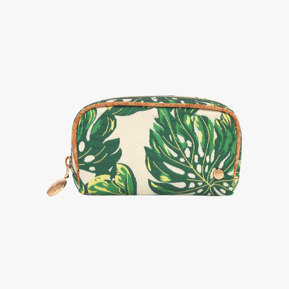 Mini Pouch - Seychelles Seychelles Mini Pouch in Green Open View in  in Color:Green in  in Description:Front