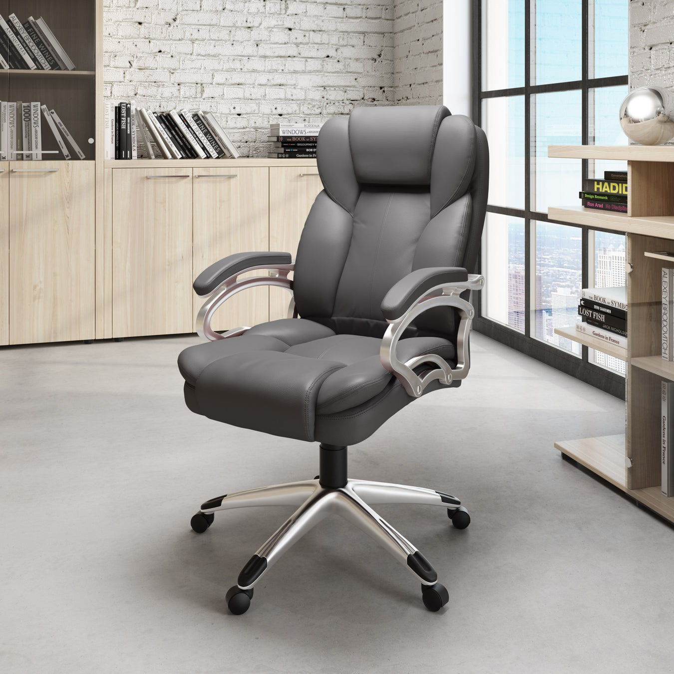 Office and workspace chairs