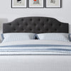 Calera Tufted Fabric Headboard, King