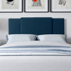 3-in-1 Expandable Panel Headboard, Double, Queen or King
