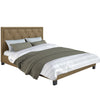 Diamond Tufted Upholstered Queen Bed - *CLEARANCE*
