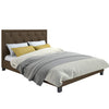 "Fairfield Diamond Tufted Upholstered Queen Bed - <body><p style=""color:#ED1C24"";>*CLEARANCE - Final Sale*</p></body>"