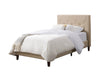 Nova Ridge Tufted Bed Twin/Single