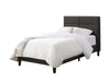 Bellevue Upholstered Bed, Twin/Single