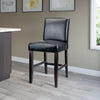 Leather Counter Height Bar Stool