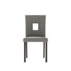 Bistro Fabric Dining Height Dining Chairs, Set of 2 - *CLEARANCE*