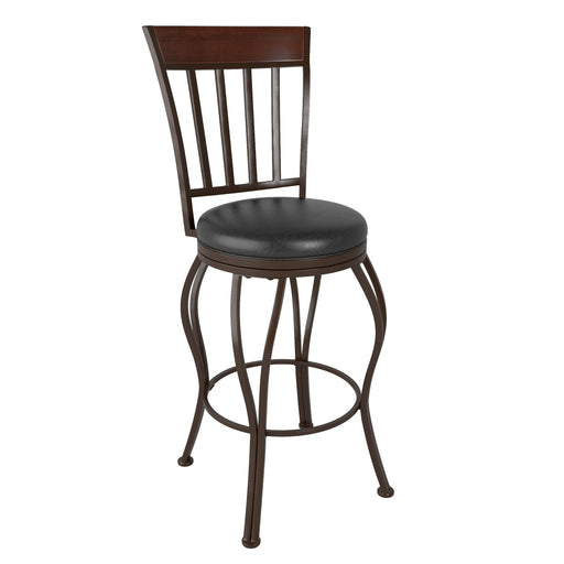 Jericho Bar Stool Metal Bar Back - *CLEARANCE*