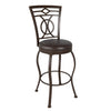 Jericho Metal Bar Dark Brown Seat - *CLEARANCE*