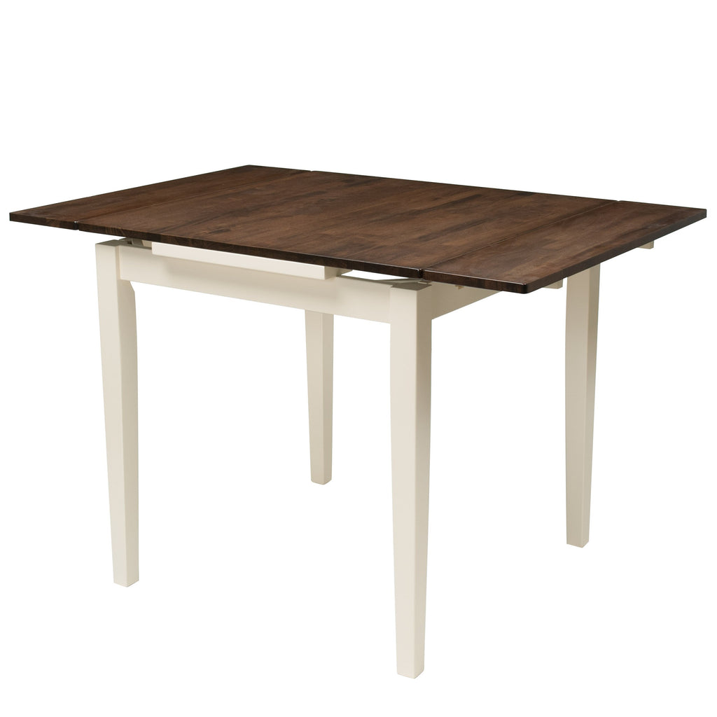 "Dillon Extendable Dining Table with Two 8in Leaves - <body><p style=""color:#ED1C24"";>*CLEARANCE - Final Sale*</p></body>"