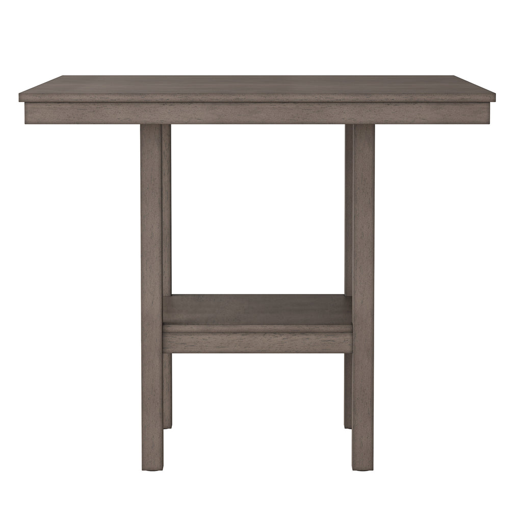 Tuscany Washed Grey Counter Height Dining Table