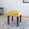 "16"" Square Bench in Fabric"