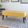 Fabric Upholstered Bench