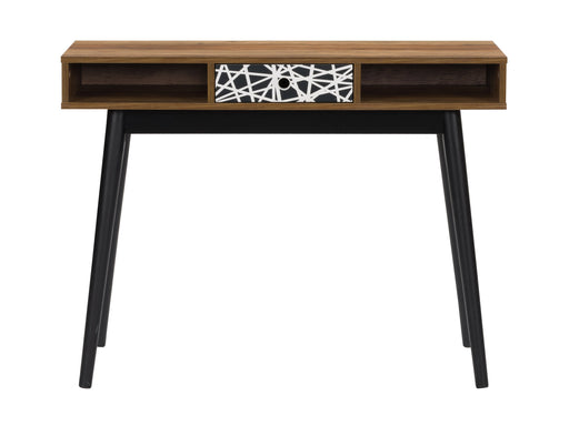 Acerra Entryway Desk with Pattern