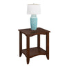 "Cambridge Two-Tiered End Table - <body><p style=""color:#ED1C24"";>*CLEARANCE - Final Sale*</p></body>"