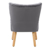 Lynwood Velvet Accent Chair
