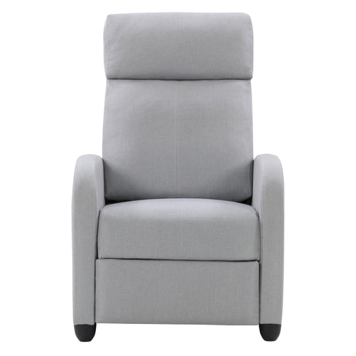 Recliner Chair with Extending Foot Rest Fabric