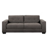 Club Tufted Chenille Fabric Sofa