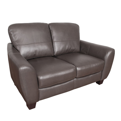 Bonded Leather Loveseat - *CLEARANCE*