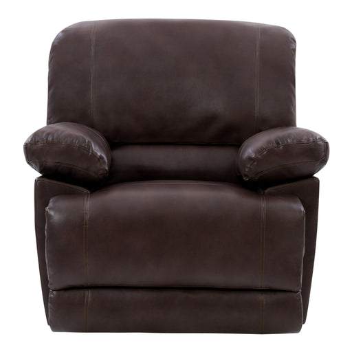 Lea Plush Reclining Bonded Leather Recliner - *CLEARANCE - Final Sale*