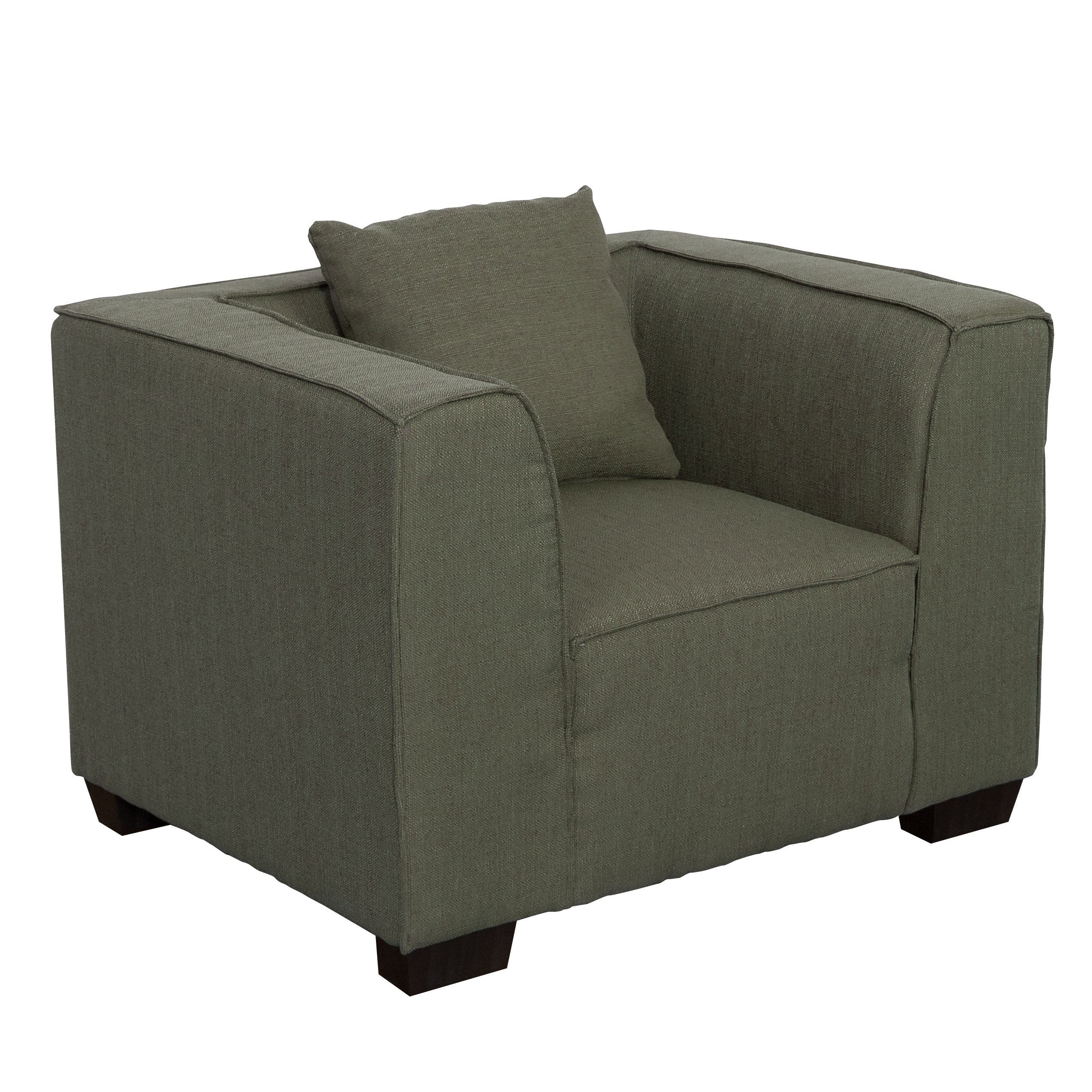 Excellent 2Pc Fabric Chair And Ottoman Set Clearance Ibusinesslaw Wood Chair Design Ideas Ibusinesslaworg