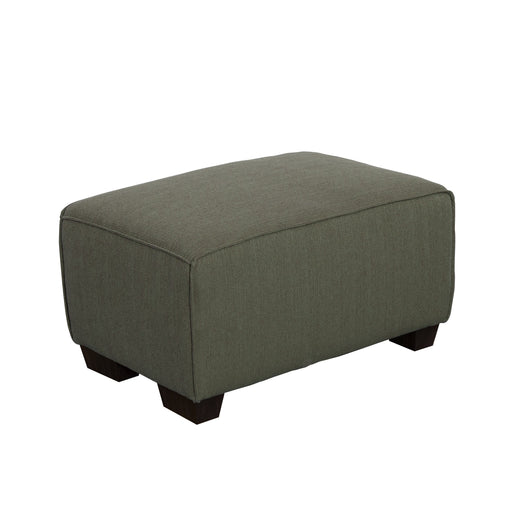 Sectional Ottoman in Fabric