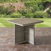 Brisbane Weather Resistant Resin Wicker Patio Dining Table - *CLEARANCE*