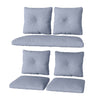 7pc Replacement Cushion Set