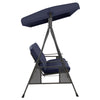 Phoenix 3 Seat Patio Swing with Adjustable Canopy - *CLEARANCE*