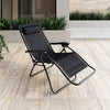 Riverside Textured Zero Gravity Patio Lounger- *CLEARANCE*