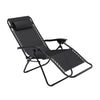 Riverside Textured Zero Gravity Patio Lounger