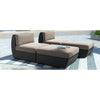 Seattle Curved Lounger Patio Set 4pc- *CLEARANCE*