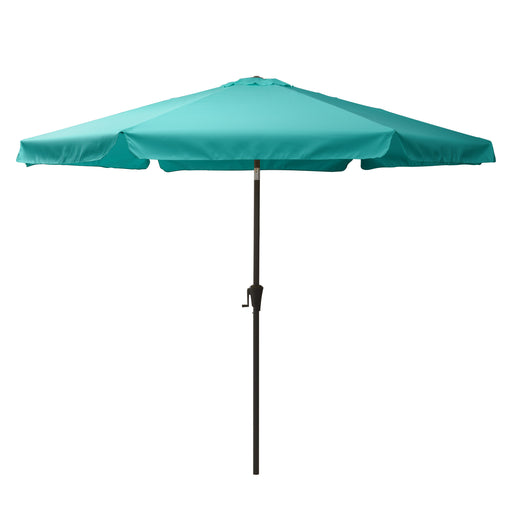 10ft Round Tilting Patio Umbrella
