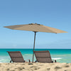 7.5ft UV Resistant Beach/Patio Umbrella