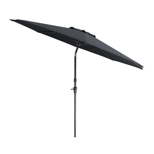 10ft UV Resistant Tilting Patio Umbrella