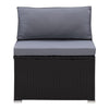 Parksville Patio Sectional Middle Chair