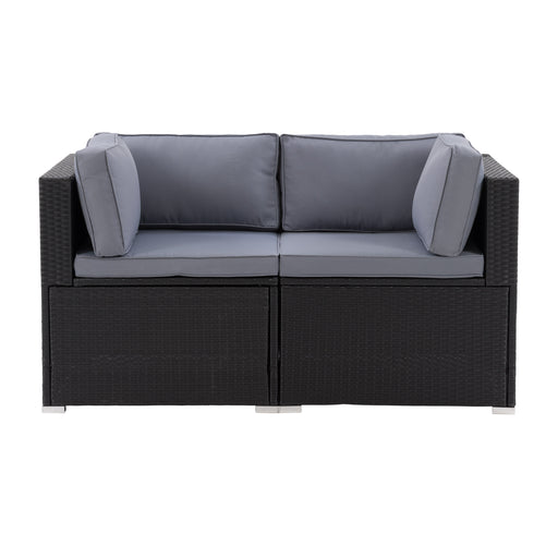 Parksville Patio Sectional Set 2pc