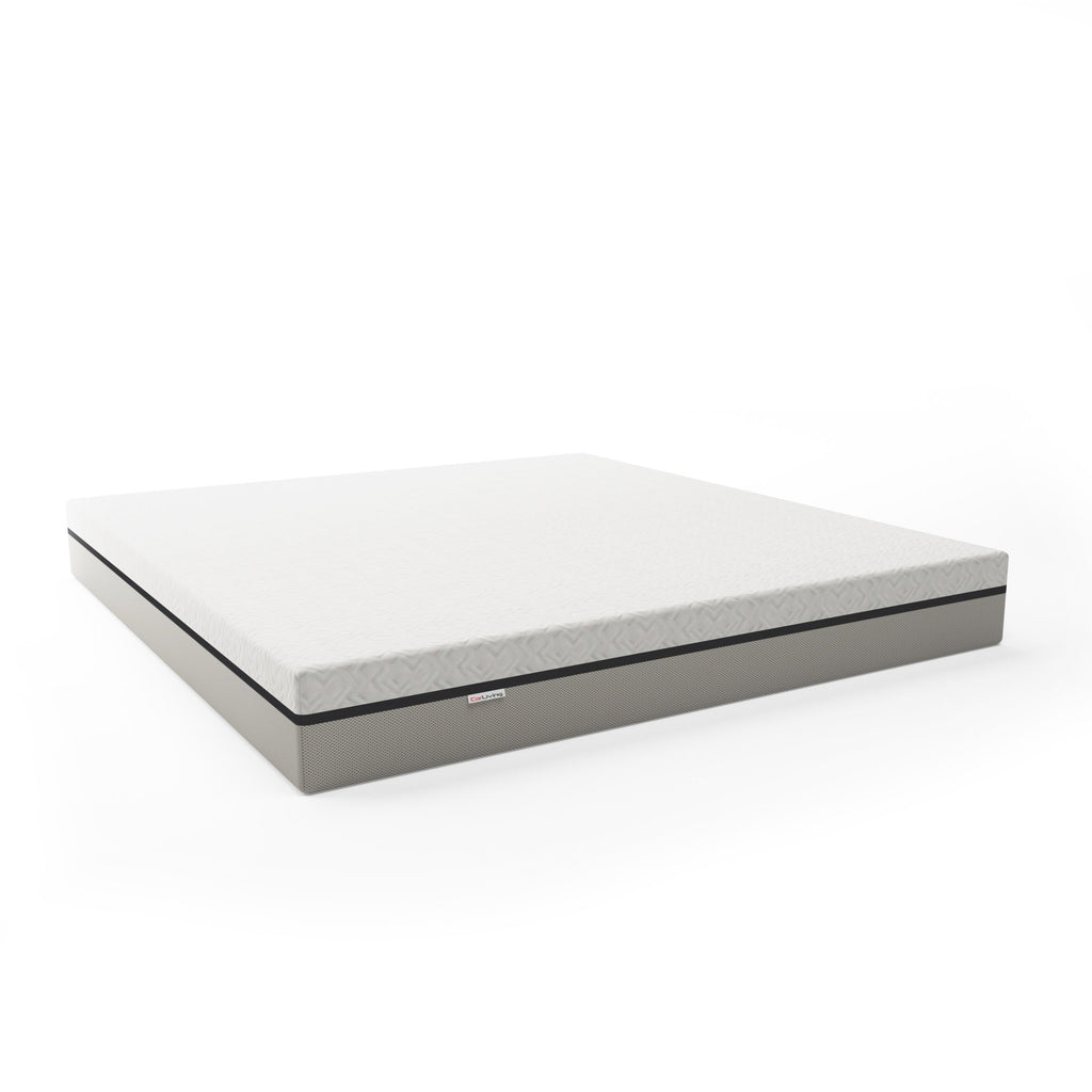 "Deluxe 10"" King Memory Foam Mattress"