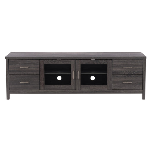Hollywood TV Cabinet With Doors, for TVs up to 85""