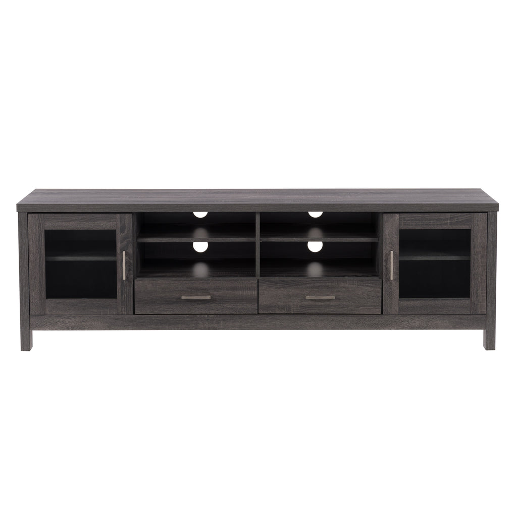 Hollywood Wood TV Cabinet, for TVs up to 80""