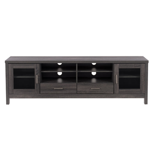 Hollywood Wood TV Cabinet, for TVs up to 85""