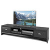 Lakewood Wooden Extra Wide TV Stand, for TVs up to 80""