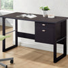 Folio Black Filing Drawer Desk - *CLEARANCE*