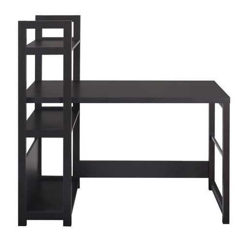 Folio Black Bookshelf Desk - *CLEARANCE*