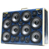 Super Signature Series 400 Watt BoomCase - vintage suitcase portable boombox