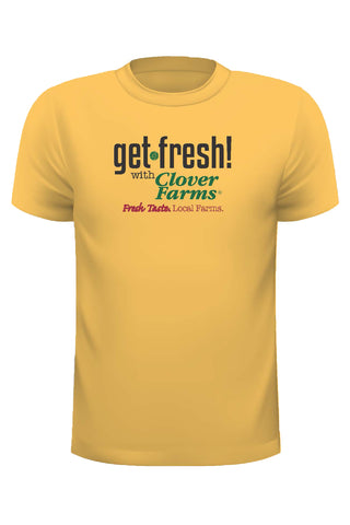 Get Fresh Taste & Local Farms T-shirt