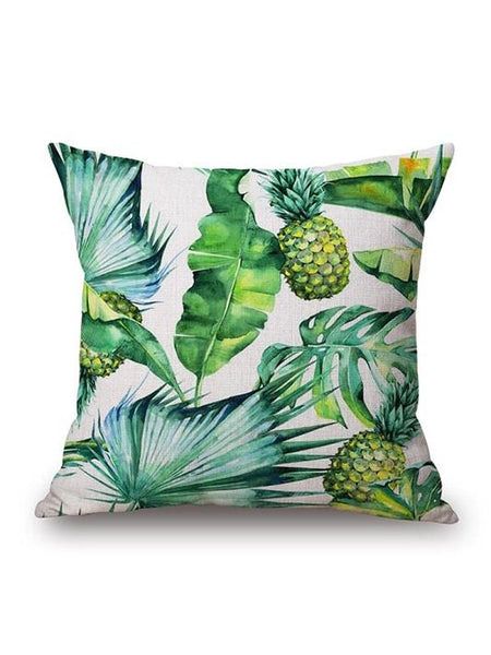 3D Tropical Style Pillow Cover - Modernly Fashome
